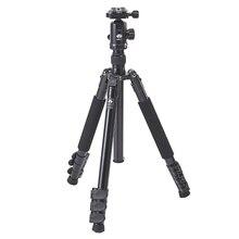 SIRUI ET2004+K20X Professional Tripod Ball Head Set Aluminum Reflexed Stable Tripod High Performance For Canon Nikon Sony SLR
