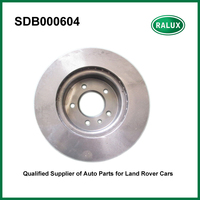 Front Brake Disc for Land Rover V6 4.0L 2.7L 140KW Diesel Discovery 3 / 4 Range Rover Sport 2005 2009 auto brake disc SDB000604