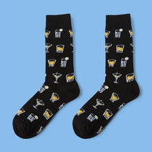 Top 39 44 Socks Brand Women Men s Novelty Socks Combed Cotton Christmas Gift Chausettes Homme