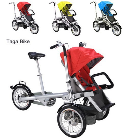 Aliexpress.com : Buy Newest 3 Wheels 16inch Pushchair Folding ...