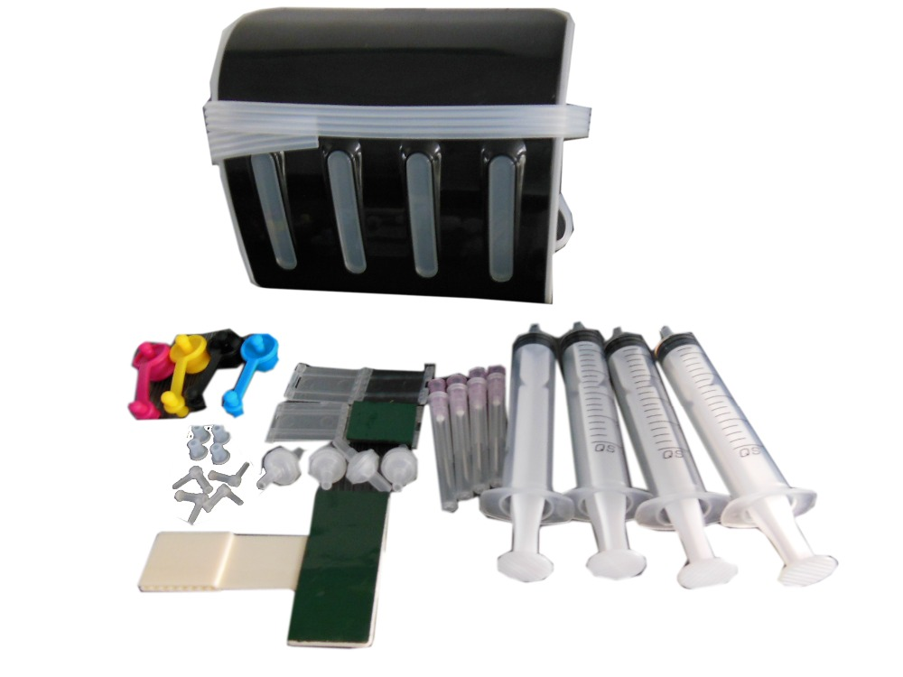 einkshop 4 Color CISS kits with all accessaries with ink tank for Epson/HP/Canon/Brother printer Continous ink supply system continuous ink supply system for epson canon hp lexmark