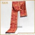 Новый 2016 мужчины зима шарф длинный размер теплый мода шарфы и палантины для мужчин свободного покроя пэчворка