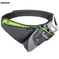 Running Kettle Sports Waist Belt Bag Outdoor Equipment 5 6 inch Mobile Phone Multi function Waist Pack Men and Women Marathon