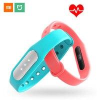 Original Xiaomi Mi Band 1S Pulse Miband Fitness Tracker Heart Rate IP67 Smart Bluetooth 4 0