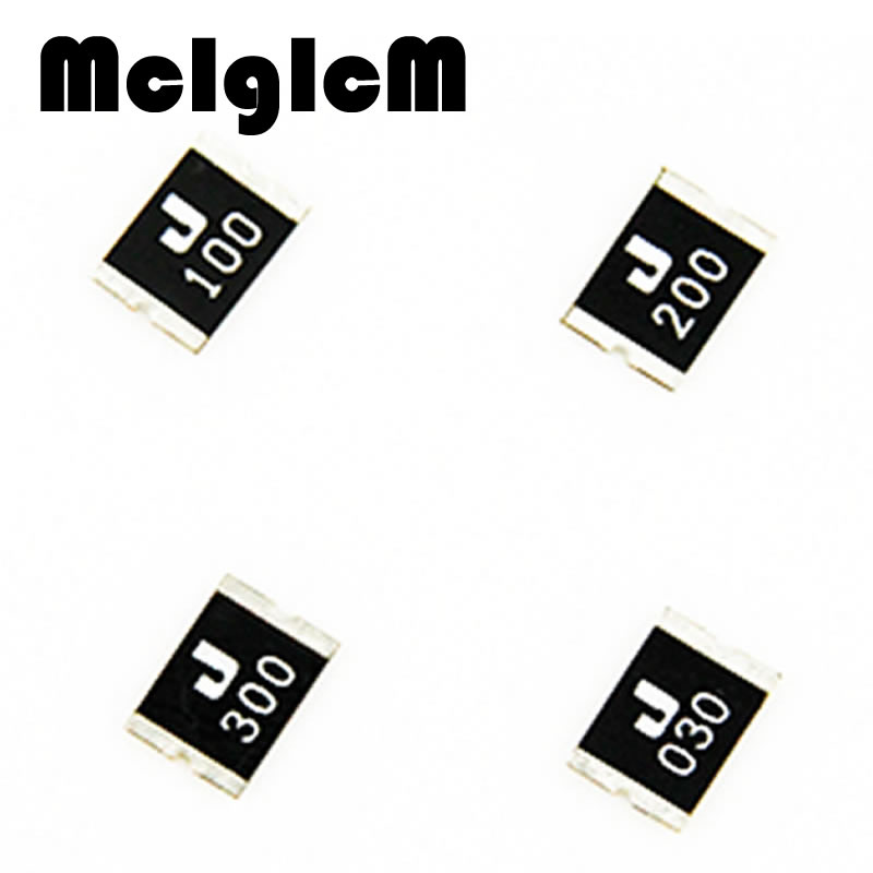80pcs 3A 30V 3000mA PolySwitch Resettable Fuse Poly Switch Fuses Polyfuse