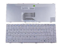 Po Portuguese Keyboard Laptop For FUJITSU Amilo V2030 Li1705/MSI Megabook S250 WHITE PN:MP-06836E0-3595