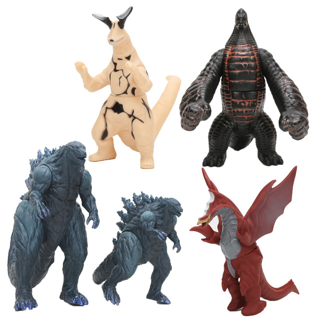Brinquedo Dinossauro Figura NECA Pacific Rim Kaiju PVC Action Figure Model Collection Toy Dolls 15-23 cm