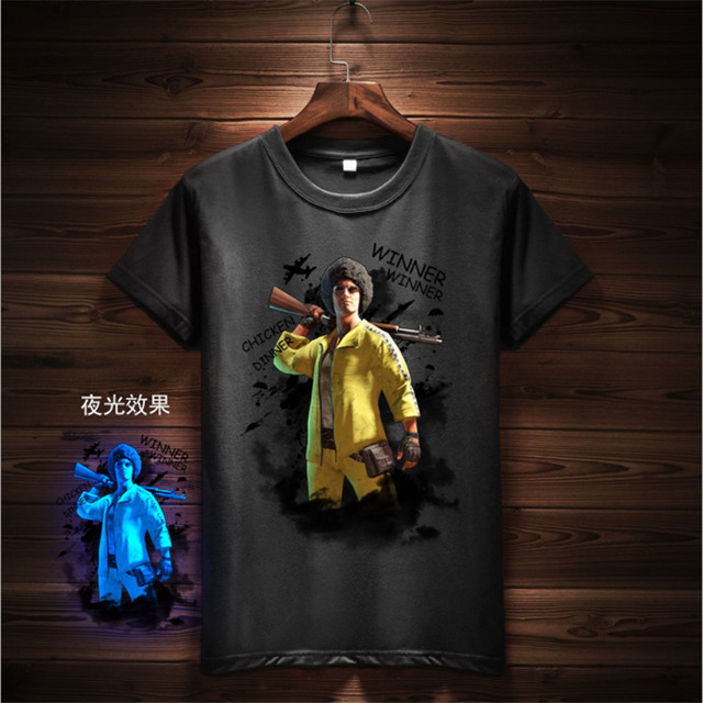 PUBG Winner Winner Chicken Dinner T Shirts