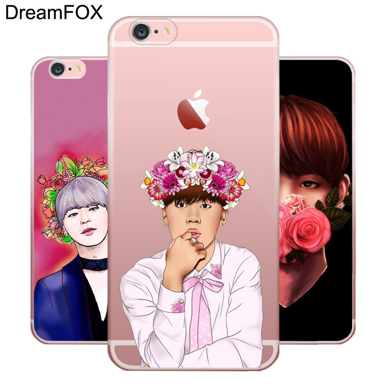 Phone Bags & Cases Dreamfox M069 Bts Young Foreve Van Gogh Soft Tpu Silicone Case Cover For Apple Iphone X Xr Xs Max 8 7 6 6s Plus 5 5s Se 5c 4 4s Elegant And Graceful