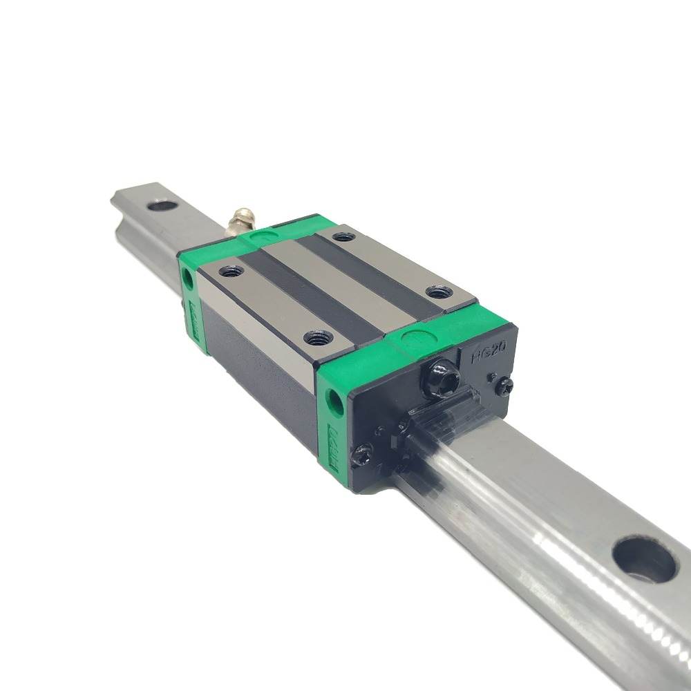 freight free 1Pcs HGR linear guideway Length customization Width customization It 39 s interchangeable with HIWIN in Linear Guides from Home Improvement