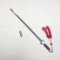Sıcak en kaliteli geri çekilebilir Tai Chi Kılıç  çin Dövüş Sanatı Wushu Kung Fu Tai Ji eğitim ekipmanları püsküller. Doğum günü hediyeleri
