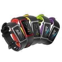 Pulsera inteligente xiaomi Tezer G26 monitor de ritmo cardíaco Bluetooth rastreador de fitness Фитнес banda inteligente Bluetooth