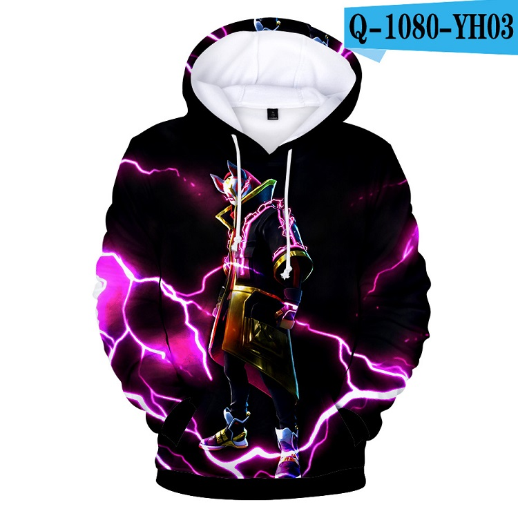 YLS Boys Sweatshirts 2018 Winter New Raper Xxxtentacion 3D Print Hoodies Colorful Girls Streetwear Fashion Hip Hop Kids Clothes