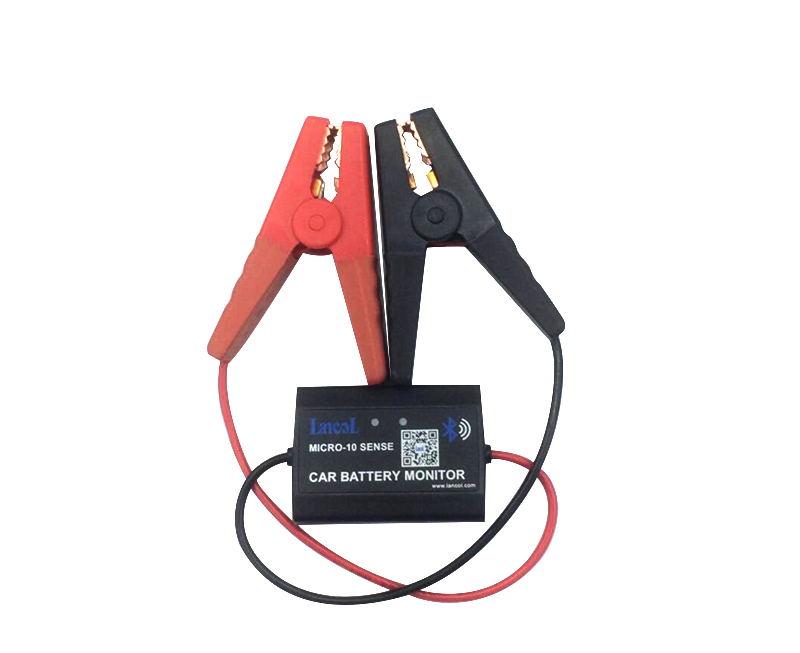 Lancol M-10 Bluetooth 4,0 12 в монитор для автомобильного аккумулятора тестер инструмент диагностики для Android IOS цифровой анализатор батарея здоровья