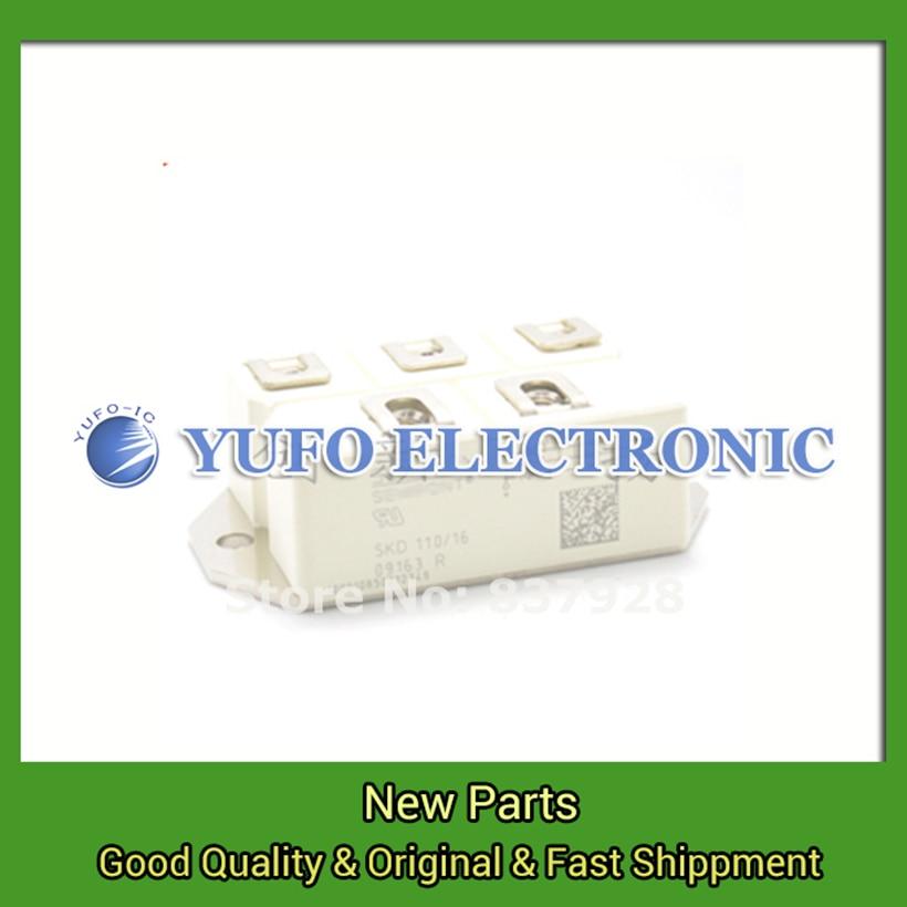 Free Shipping 1PCS  SKD110 / 16 power Module original stock welcome to order YF0617 relay 1pcs 5pcs 10pcs 50pcs 100% new original sim6320c communication module 1 xrtt ev do 3g module