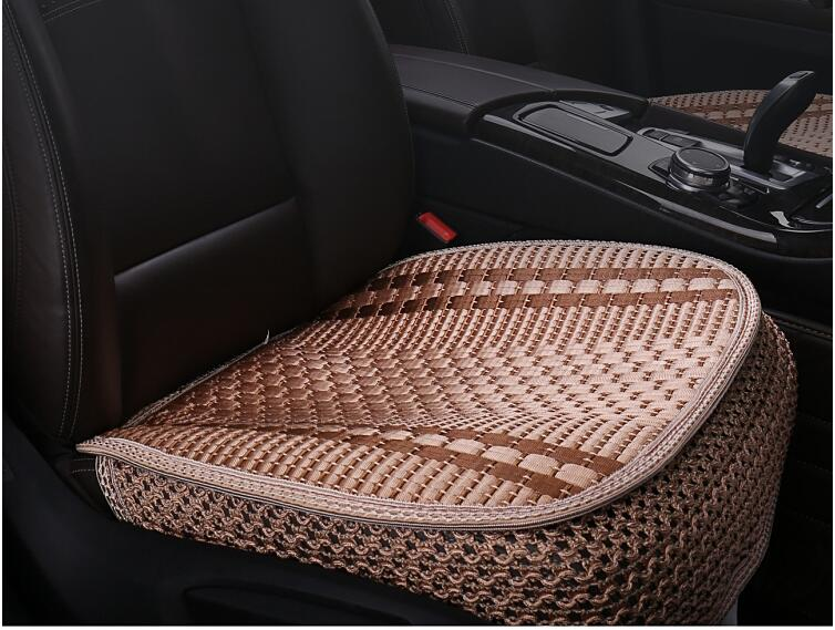 All-ice Silk Car Cushion Four Seasons Universal Quality Assurance Car Seat CoverFour Fit Most Vehicles Seat Covers Car Accessor