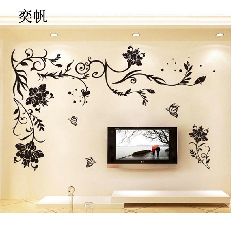 Disegni da muro disegno idea disegni murali per camerette - Disegni da muro per camera da letto ...