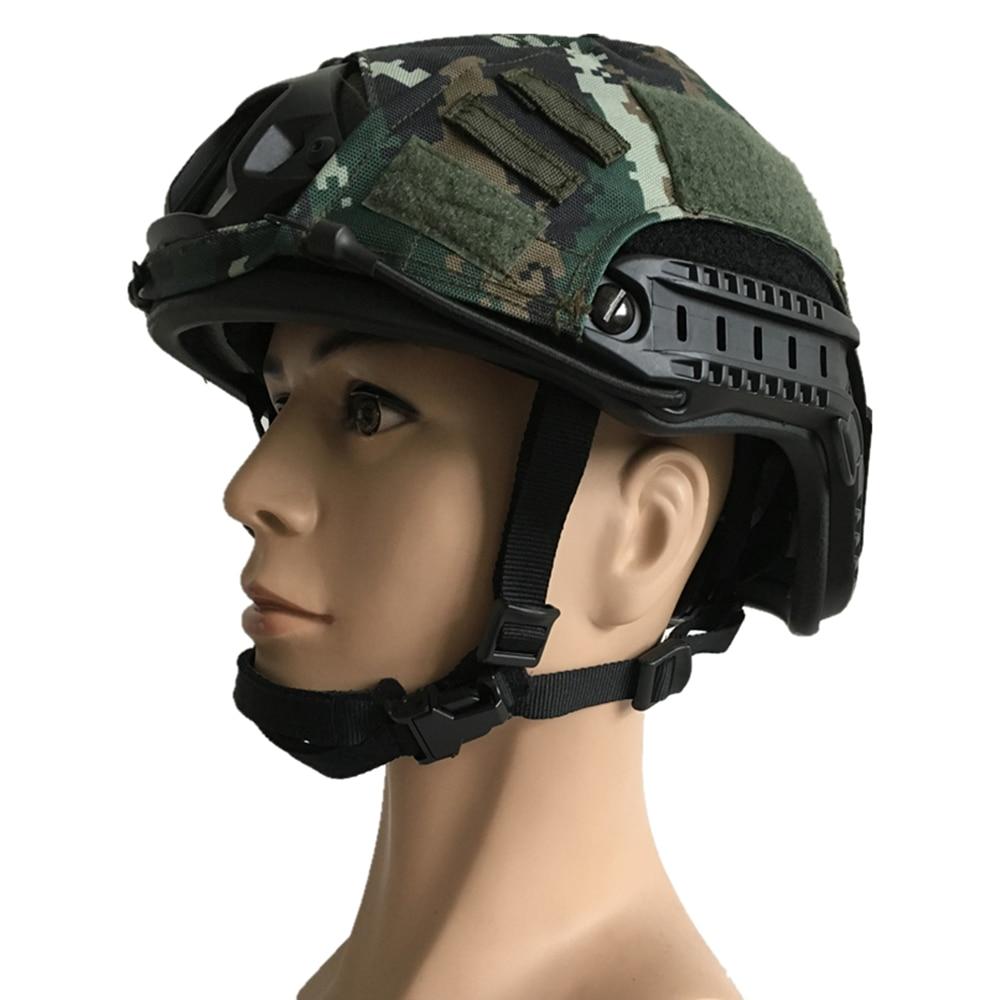Well-Educated Dewbest Military Army Tactical Swat Police Bulletproof Helmet Security & Protection combat Paintball Air Gun Self Defense Ballistic Helmet