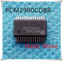 NEW 10PCS/LOT  PCM2900 PCM2900C PCM2900CDBR SSOP28   IC
