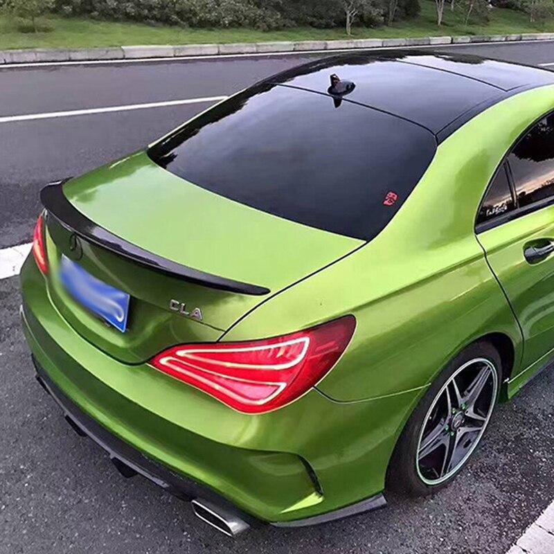 For Mercedes Benz CLA Spoiler CLA45 W117 C117 Rear Trunk Wings Spoiler cla 200 250 260 2019 2019 2019 2019 - 2019