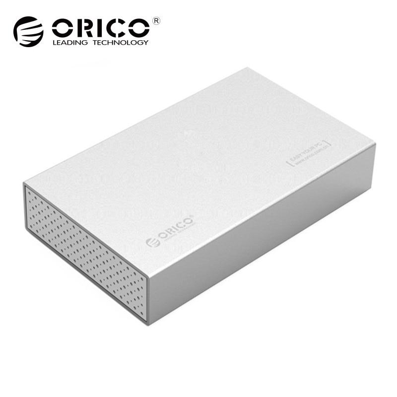 Прочный ABS HDD с 12V2A ЕС адаптер питания Поддержка 2.5 3.5 дюйма жесткий диск драйвер