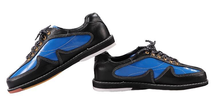 Профессиональный унисекс обувь для боулинга правой рукой противоскользящей подошвой кроссовки натуральная кожа дышащие кроссовки Светоо