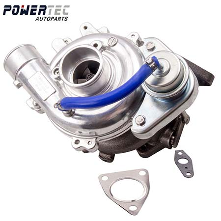 Turbocompresseur CT9 17201-30030 17201 0L030 turbo chargeur 17201-30120 1720130120 pour Toyota Hiace/Hilux 2.5 D4D 102 HP 2KD-FTV