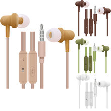 3.5mm With Microphone Headphones Bass Stereo In-Ear Earphones Headphones Headset Earbuds In Ear Headphones For Smartphones N(China)