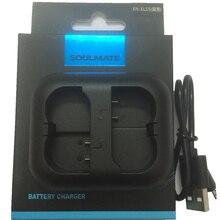 EN-EL15 ENEL15 зарядное устройство для цифровой камеры/два сиденья ENEL15 литиевые батареи пакет Зарядное устройство для Nikon D600 D610 D800 D800E D810 D7000
