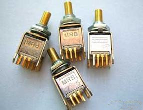 MR8 MR8A MR8C Rotary band switch TOSOKU Electronic hand wheel dedicated original imported 12 grade 5