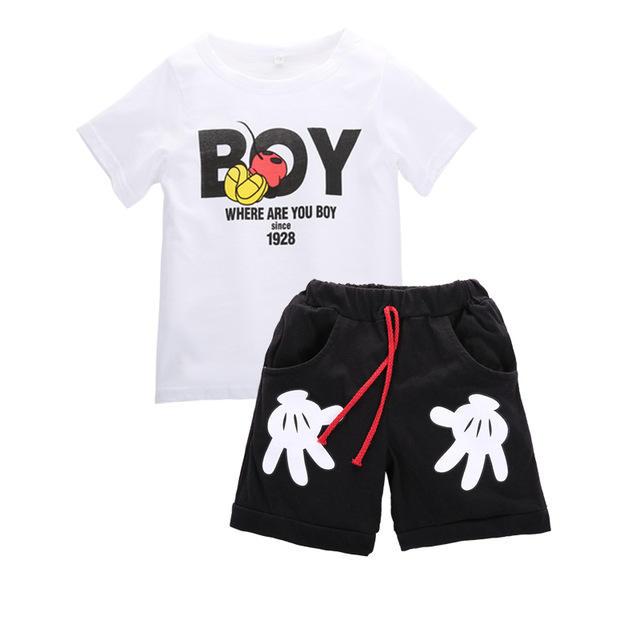 Conjunto camiseta y pantalón – varios modelos