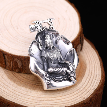 comfortable guanyin Buddha pendant male insulation and individuality jewelry pendant restoring ancient ways the joker