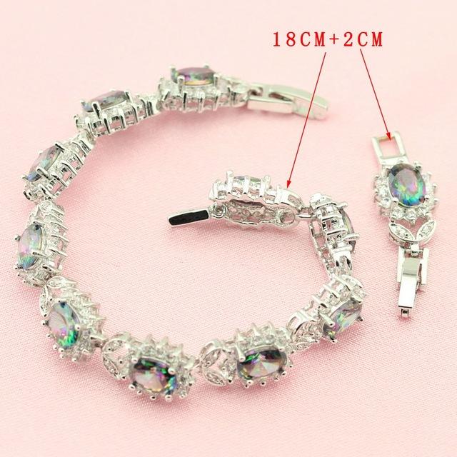 Crystal Fine Jewelry Set
