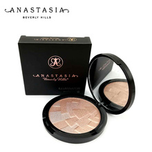 Anastasia Makeup Highlighter Shimmer Brighten iluminador Highlighter Powder Palette Bronzer Glow kit Anastasia beverly hills anastasia beverly hills kiss