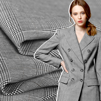 150CM Wide 280G/M Weight Delicated Thin Wool Fabric for Spring and Autumn Dress Shirt Jacket Suit DE473