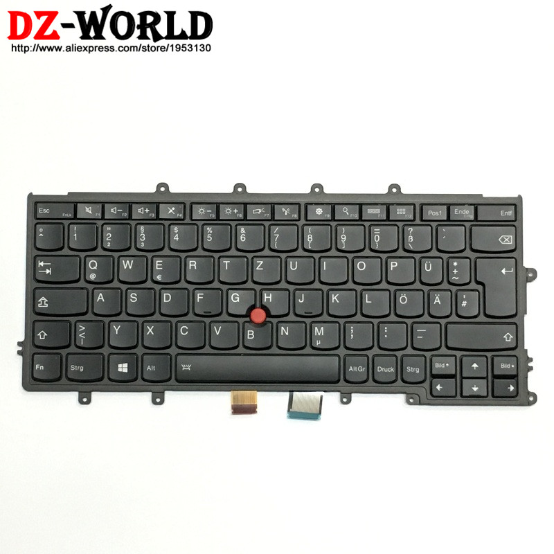 New Original for Thinkpad X230S X240 X240S X250 X260 Backlit Keyboard GR German Backlight Teclado 04X0189 04X0227 0C43994 все цены