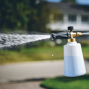 Image 5 - City Wolf 2L de alta presión de espuma de detergente del rociador de espuma para nieve lance Nilfisk, Lavor Stihle Huter Karcher lavadores de automóviles