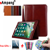 High Quality Leather Case For Apple IPad 2 3 4 9 7 Inch Handheld Magnet Smart