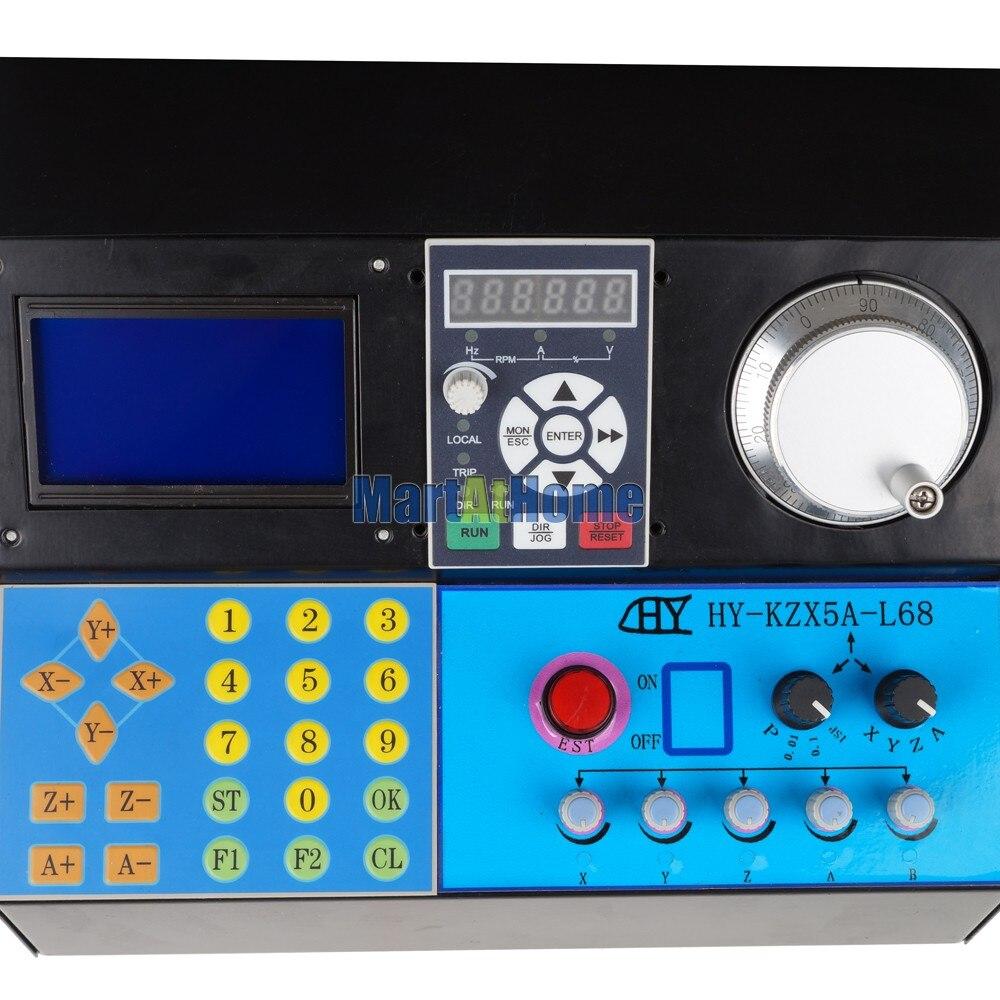 4-teljelise mootoriga juhi kontrolleri kast 5A TB6600 LCD muunduriga - Tööpingid ja tarvikud - Foto 4