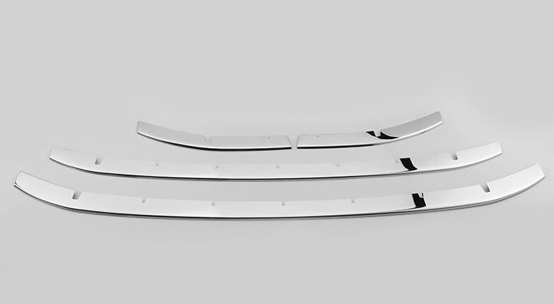 for Peugeot New 408 Medium Wire Decorative Bar Modification Special Stainless Steel Medium Wire Decorative Accessories