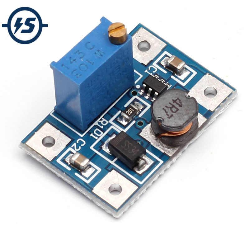 5pcs DC-DC 2A Adjustable Boost Power Supply Converter Step Up Module 2-24v