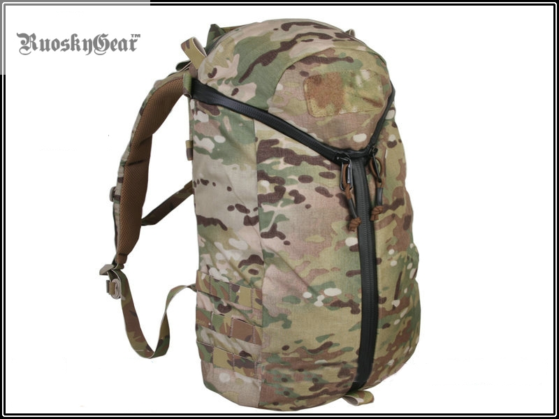 Hunting Bags New Airsoftsports Backpack Y ZIP City Assault pack 500D Nylon MultiCam for Airsoft sports Hunting Tactical Pouches