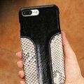 Wangcangli чехол для телефона из змеиной кожи  вощеная кожа  задняя крышка  чехол для iphone 8  набор для мобильного телефона  ручная работа  индивиду...