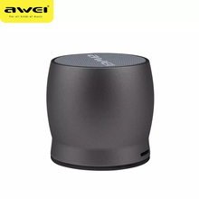 Awei Y500 Mini Speaker Bluetooth Speaker Portable Computer Speaker Support Audio USB Music Speaker PC Speaker for Mobile Phone new xiaomi mijia bluetooth computer speaker bluetooth 2 0 led dsp support voice calls for phone tablet pc for xiami smart home