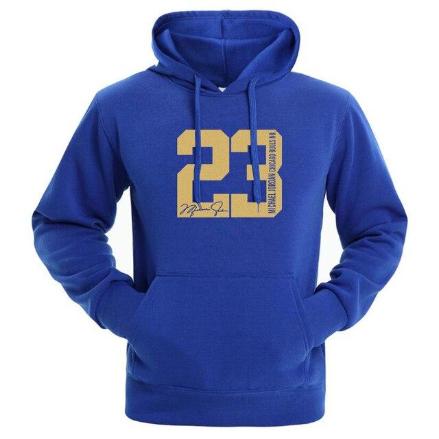 2020 Brand 23 Men Sportswear Fashion brand Print Mens hoodies Pullover Hip Hop Mens tracksuit Sweatshirts hoodie Sweats M-3XL 4