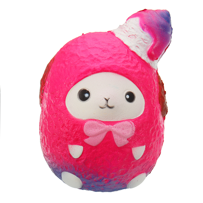 Chocolate Sheep 13cm Slow Rising Lovely Funny With Packaging Collection Gift Adult Chidren Soft Toy