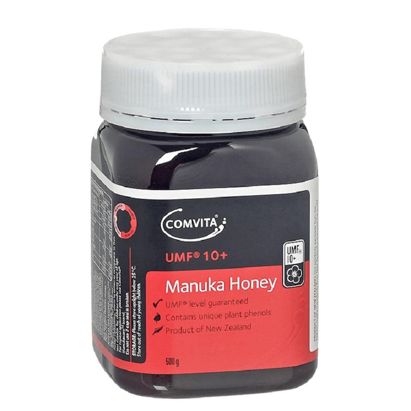 NewZealand 100%Genuine Comvita Manuka Honey UMF10+ Authentic Super Premium Honey For Digestive Health & Respiratory System Cough