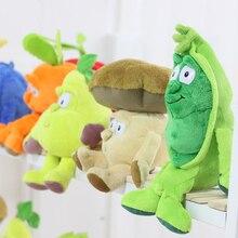 Kawaii Cartoon Plush dolls Toys stuffed dolls 25-35cm children's gift pineapple Purple yam banana pear Carrot Mushroom Cherry