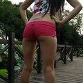 Hot Sexy Jean Denim Skinny Shorts HotpantsCasual Low Rise Waist Micro Mini Party Shorts Lady Erotic Culb Wear Bottom