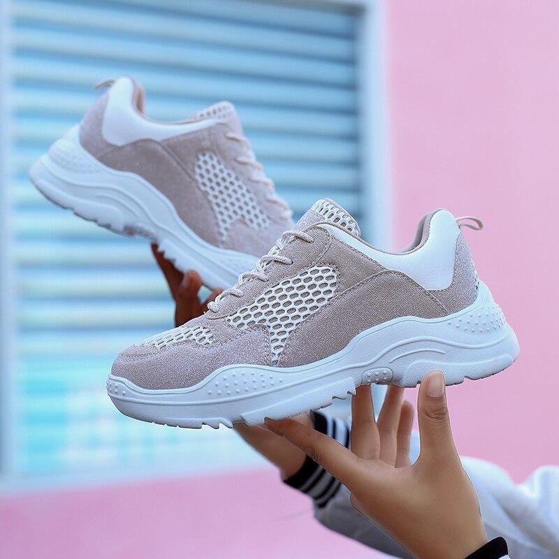 2018 Women Reflective Balenciaca Balanciaga shoes Thick Bottom Platform triple s Sequin lady sport boots tenis masculino 36 42